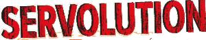 Servolution Text Logo 3x